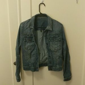 Jean Jacket by Kut from the Kloth